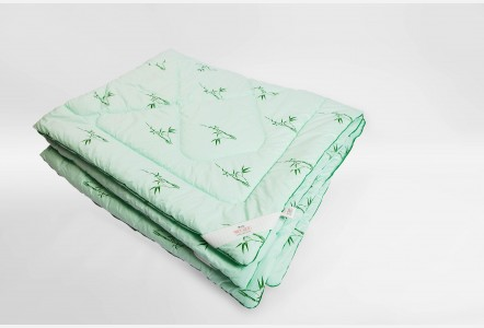 "Одеяло стёганое ""Бамбук"""
